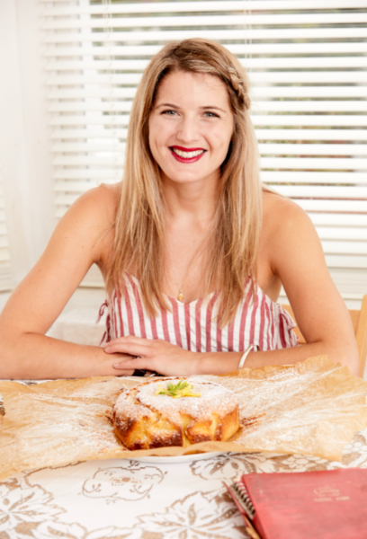Emily Bakes - Classic New Zealand Baking Recipes